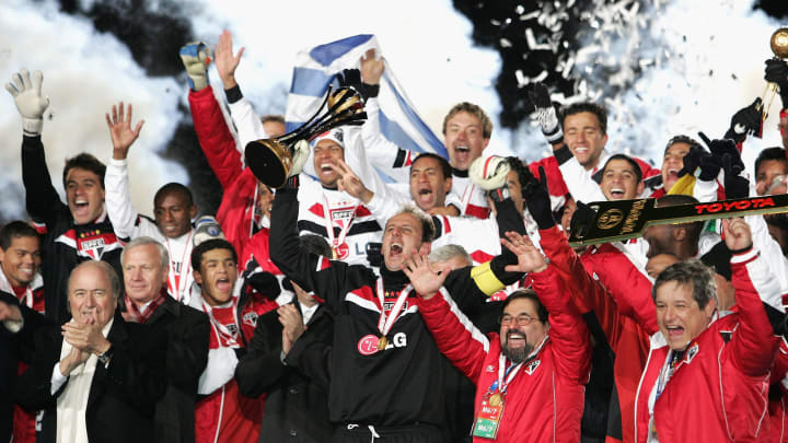 FIFA World Club Championships - Sao Paulo FC and Liverpool FC