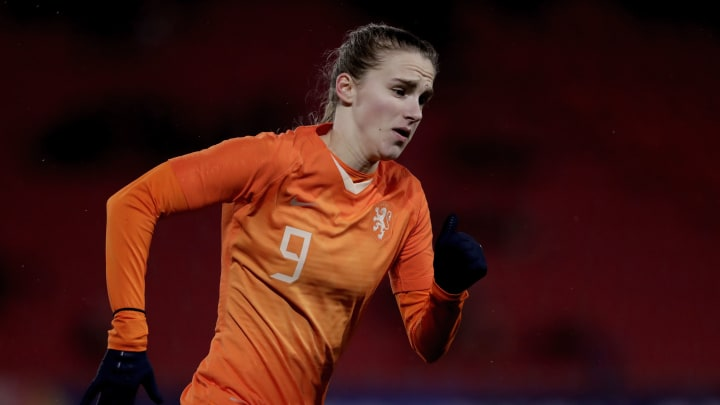 Holland  v Brazil  -International Friendly Women