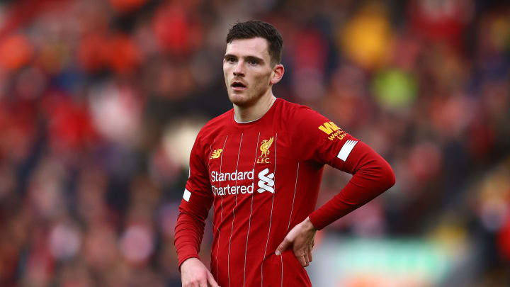 Andrew Robertson on Struggling for Petrol Money & How He's Made it at  Liverpool