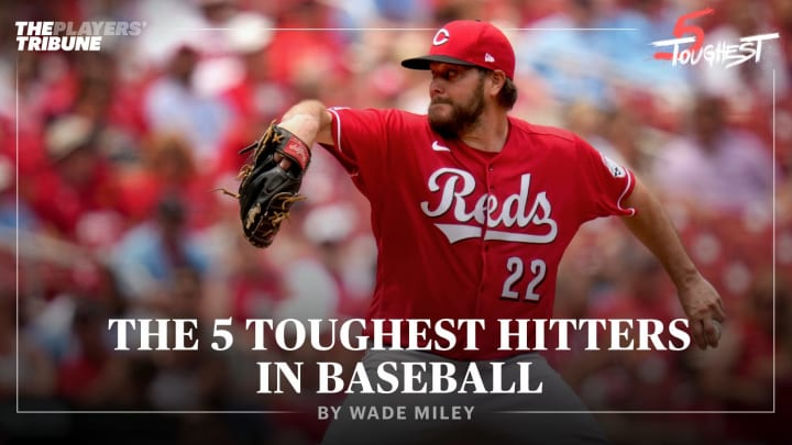 The 5 Toughest Hitters in Baseball | By Wade Miley