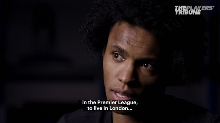Willian talks Chelsea FC