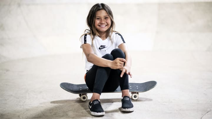 11-year-old skateboarder Sky Brown is showing young girls around the world that when it comes to achieving their dreams, age and gender don't matter. Now more than ever, all it takes is heart.