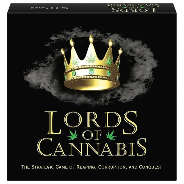 Lords of Cannabis Game