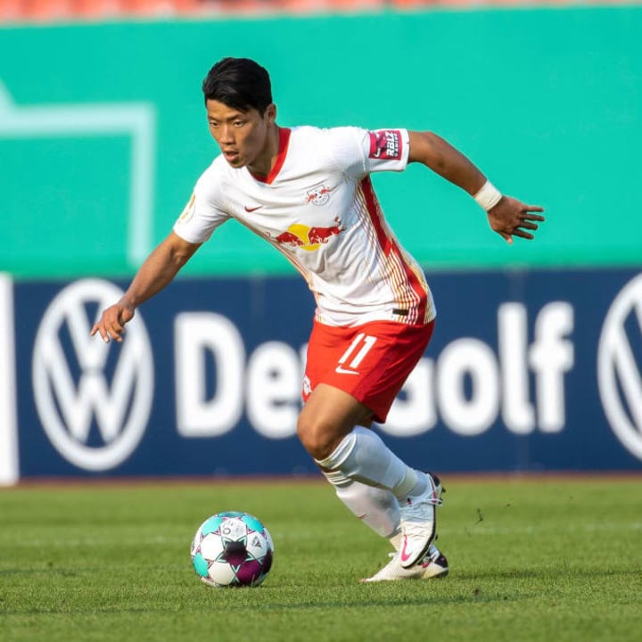 Hwang causes problems for defenders
