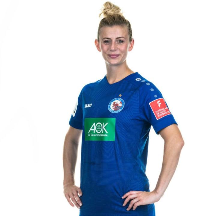 Johanna Elsig spielt für Potsdam