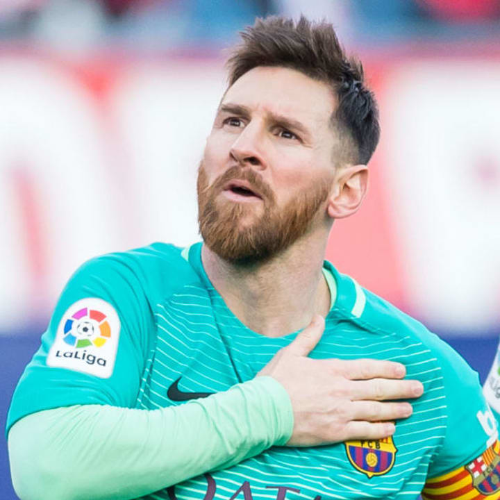 Lionel Andres Messi