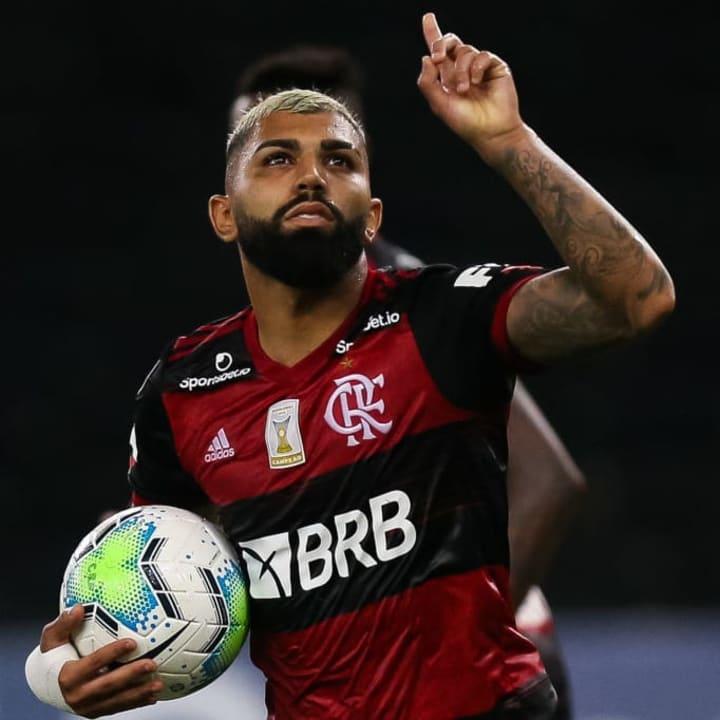 2020 Brasileirao Series A: Flamengo v Gremio Play Behind Closed Doors Amidst the Coronavirus (COVID