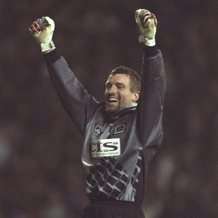 Tim Flowers at Blackburn Rovers