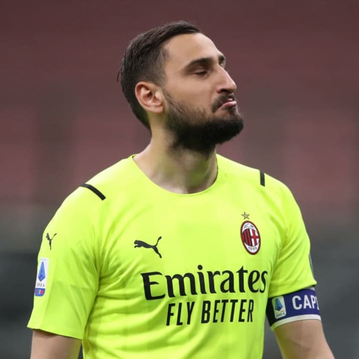 Gianluigi Donnarumma is on his way out of Milan