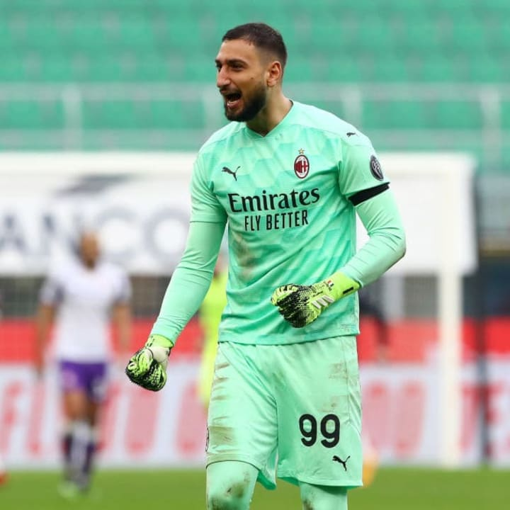 Donnarumma's plan is to stay in Milan