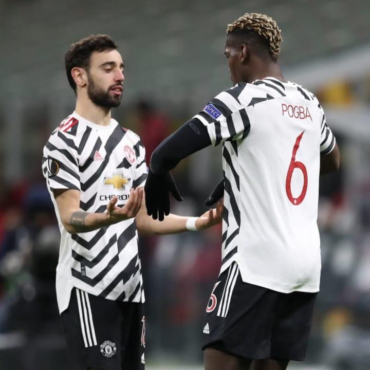 Man Utd sudah memiliki Paul Pogba & Bruno Fernandes