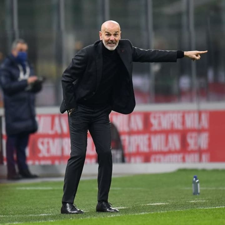 Stefano Pioli wants more ammunition
