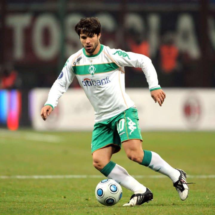 Diego beim SV Werder
