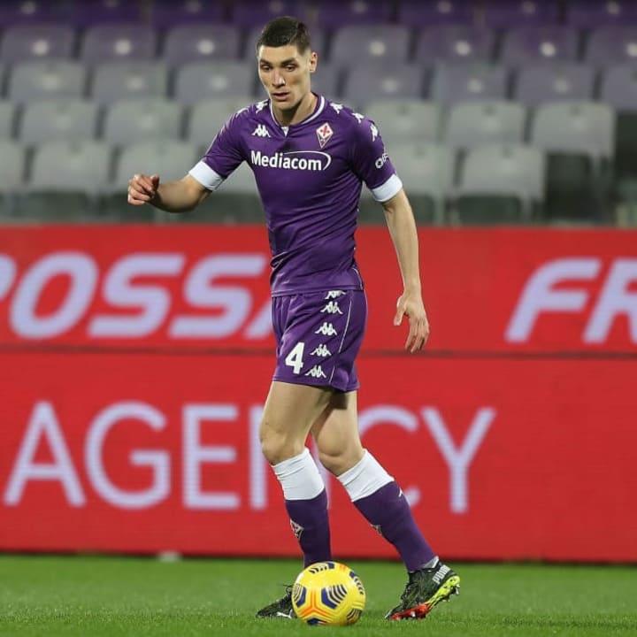 Milenkovic's contract is winding down