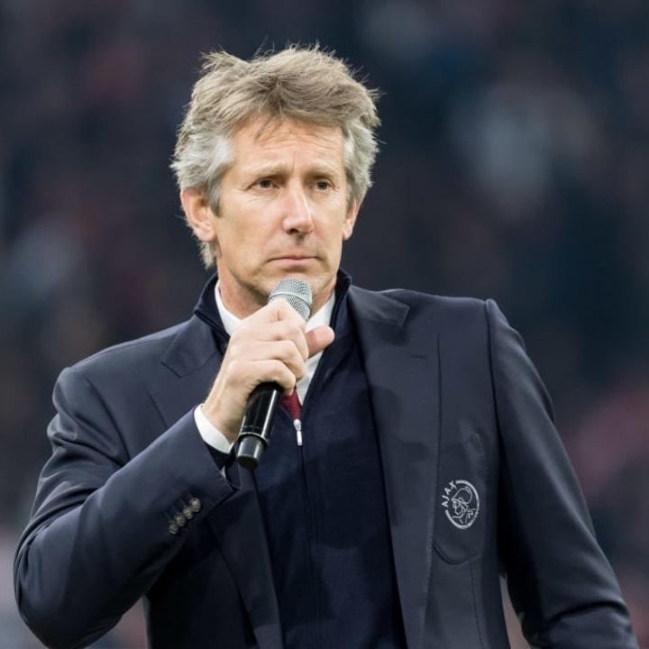 Edwin van der Sar says Ajax won't sell for cheap