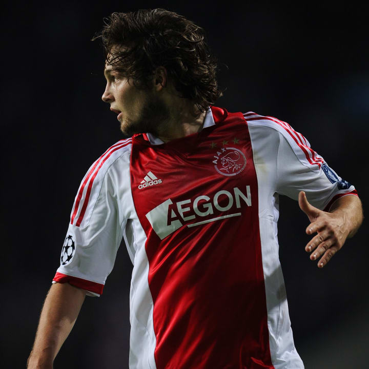 Daley Blind - Ajax 2011