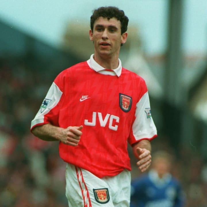 Martin Keown in the 1994/95 season
