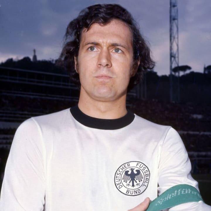Franz Beckenbauer of