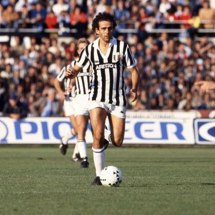Platini is an all-time great