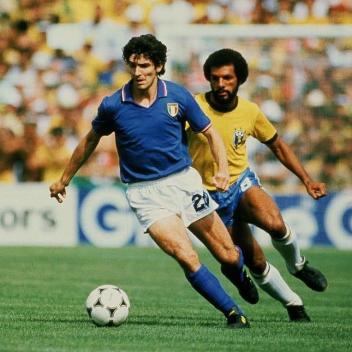 Paolo Rossi, Leovegildo Lins da Gama Júnior
