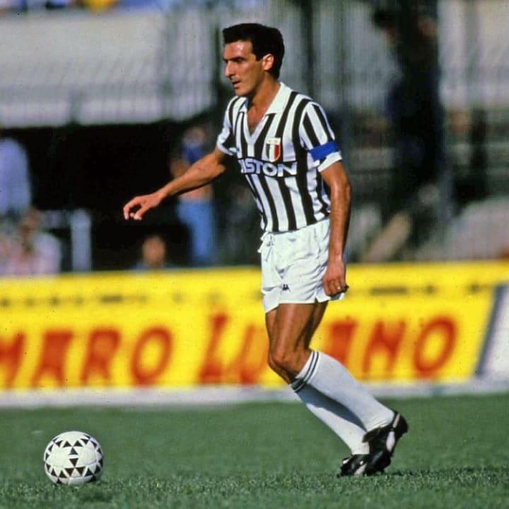 Scirea is a Juventus icon