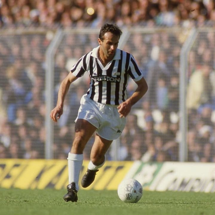 Cabrini was a star for both Juventus & Italy