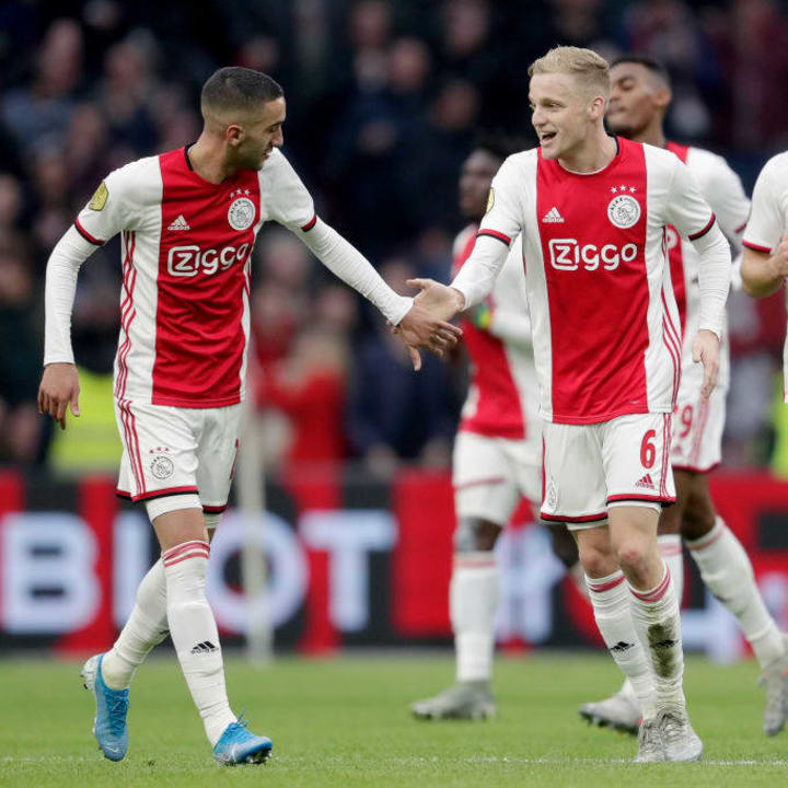 Hakim Ziyech has already agreed to join Chelsea