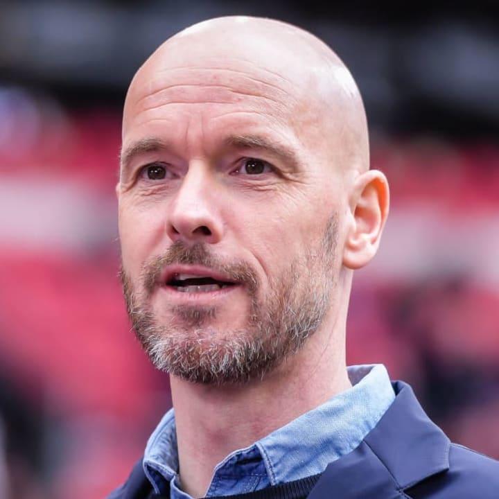 Could Erik ten Hag be the new Spurs boss?