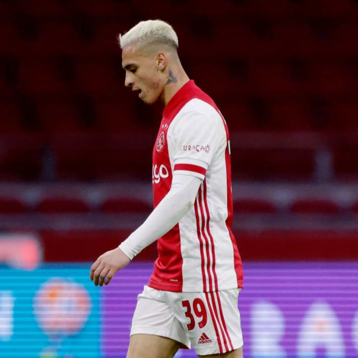 Antony Ajax São Paulo Olimpíadas Bayern de Munique Transferência
