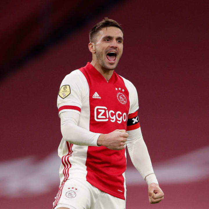 Ajax are looking for a return to glory