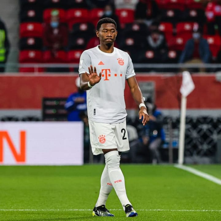 Alaba could be on the move