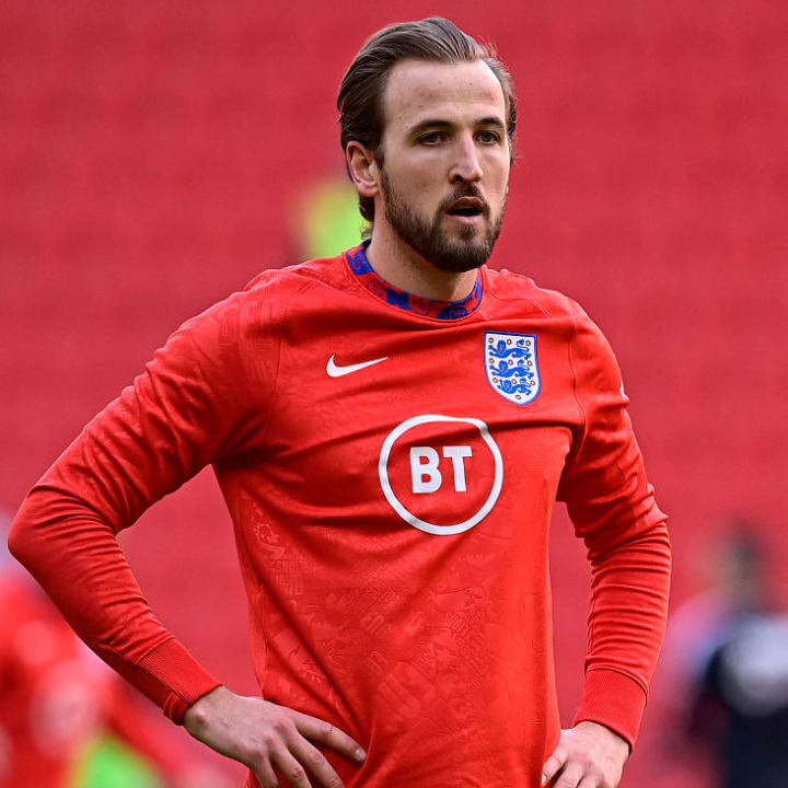 Kane has refused to think about his future until after Euro 2020