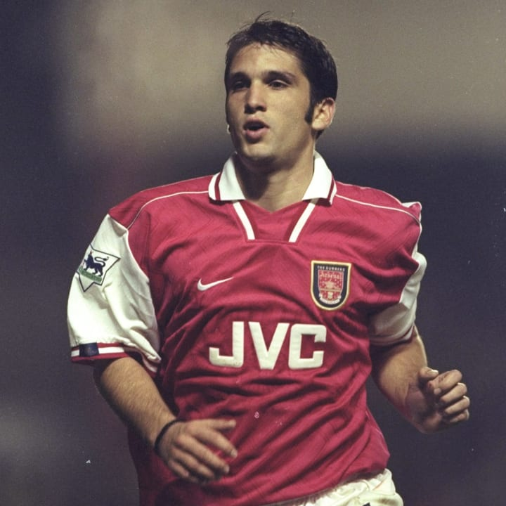 Alberto Mendez was plucked from obscurity by Arsene Wenger but never established himself