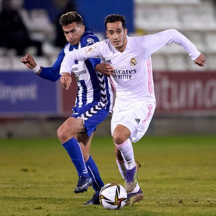 Angel Lopez, Lucas Vazquez