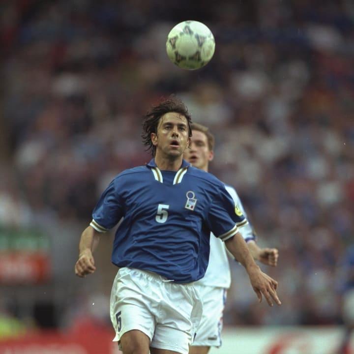 Alessandro Costacurta of Italy