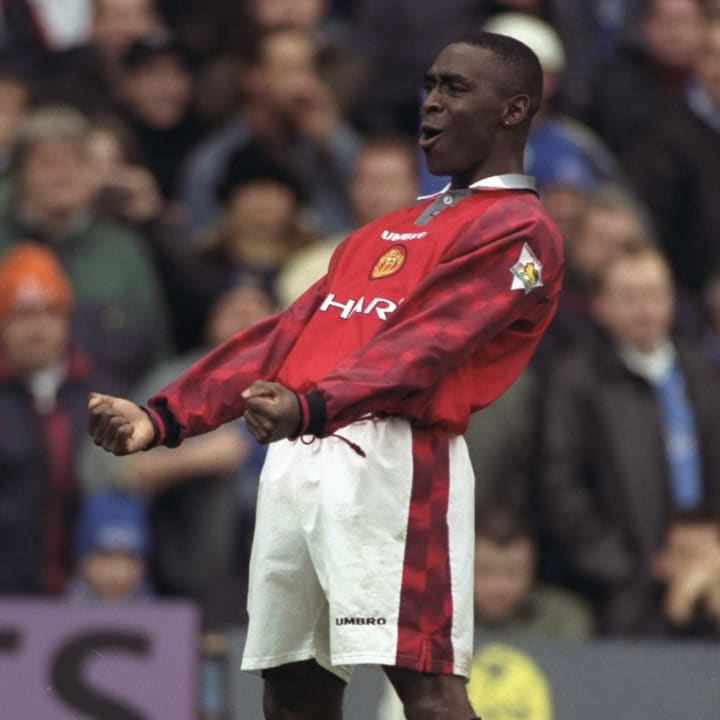Andrew Cole is the Premier League's third all-time top scorer