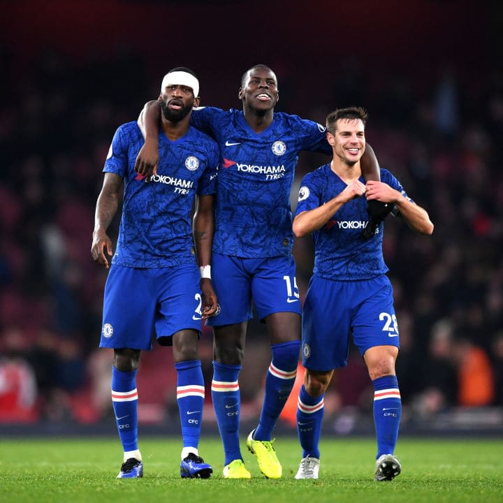 Chelsea's defenders must take a share of the blame