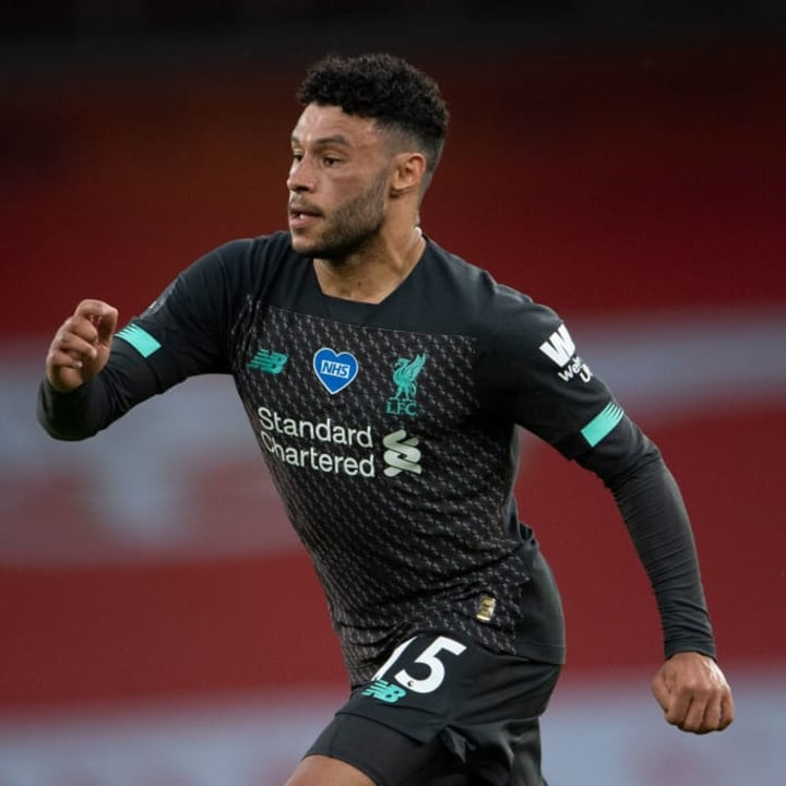 Chamberlain joined Liverpool from Arsenal in 2017