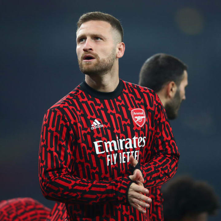 Schalke are working on a deal for Mustafi