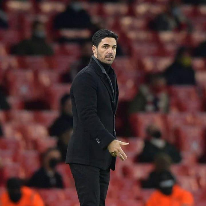 Arteta is happy with Arsenal's response