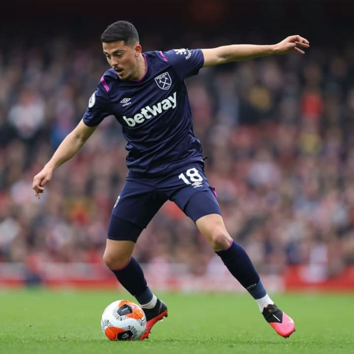 Fornals only signed with West Ham ahead of last season, but could already be on his way out