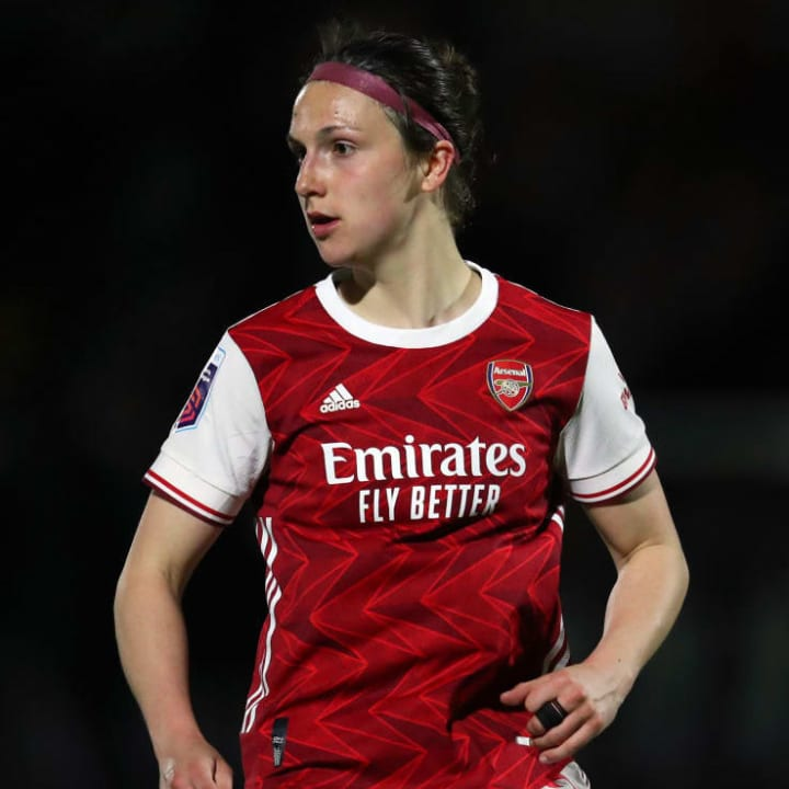 Lotte Wubben-Moy has a chance to add to her first cap