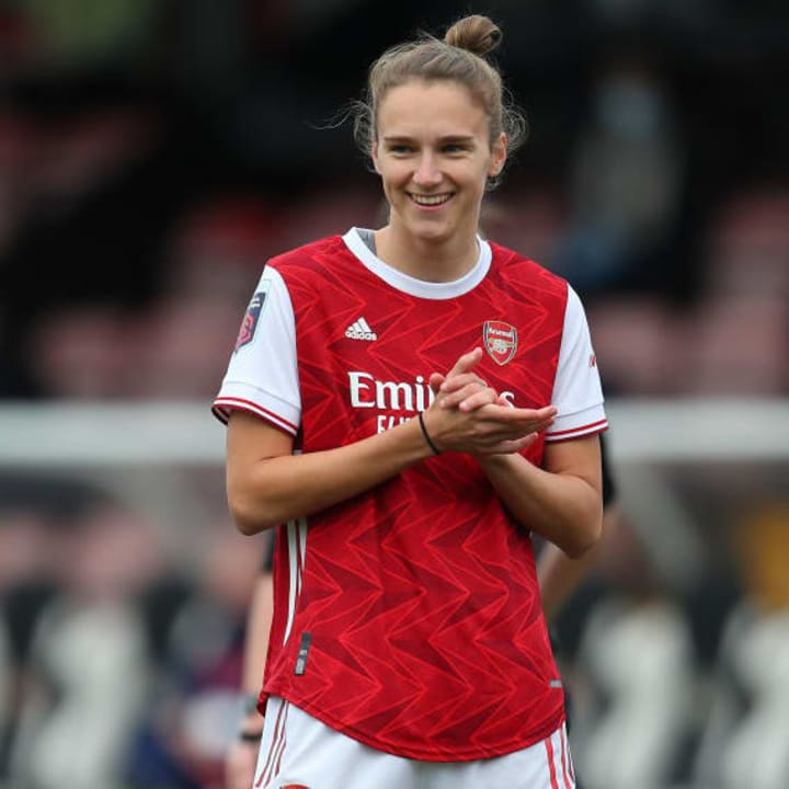 Vivianne Miedema continues scoring goals for Arsenal