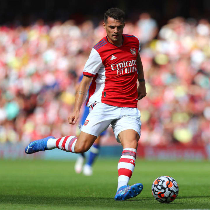 Granit Xhaka's move to Roma could be off