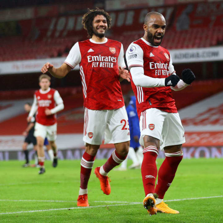Lacazette's penalty was a vitally important opener for Arsenal