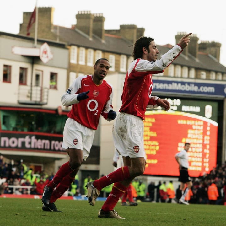 Thierry Henry, Robert Pires