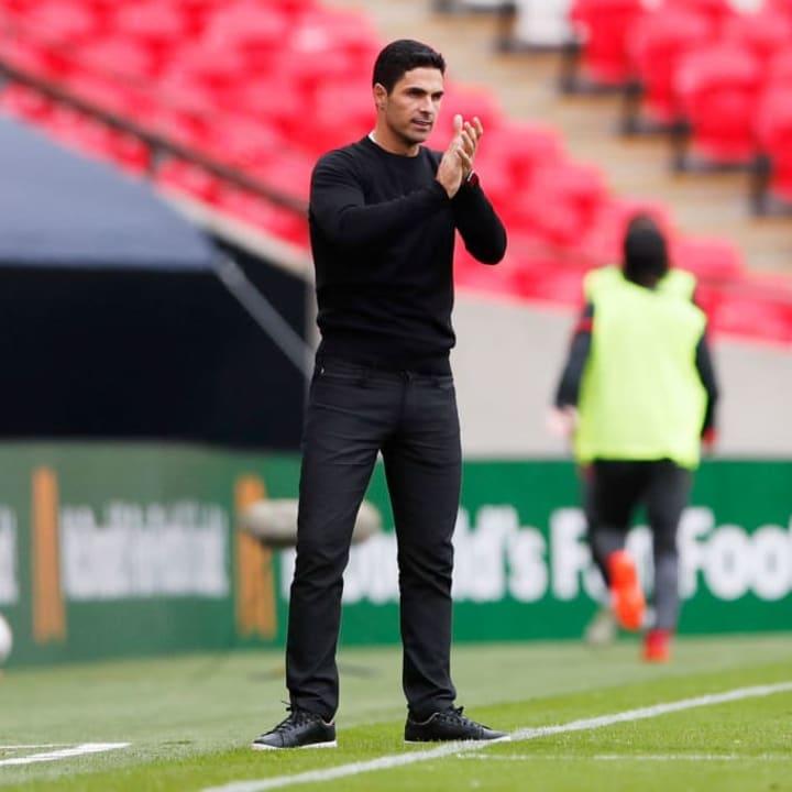 Arteta wants Partey to bolster his midfield