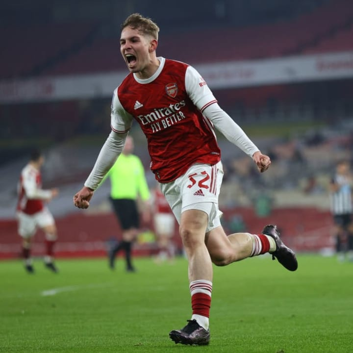 Smith Rowe has been key to Arsenal recovery