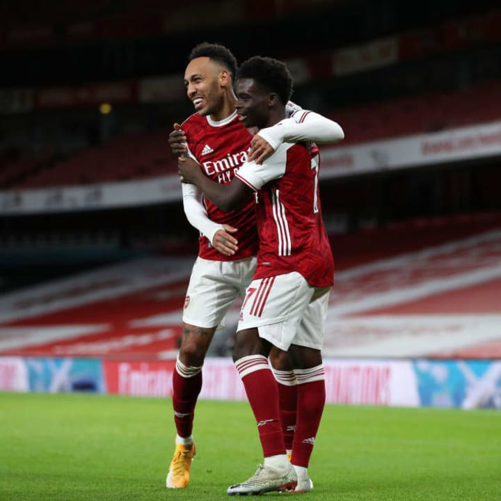 Mikel Arteta delighted with Pierre-Emerick Aubameyang's ...