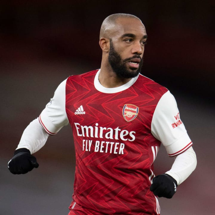 Lacazette has passed a fitness test